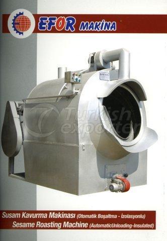 Sesame Roasting Machine (Automatic Unloading Insulated)