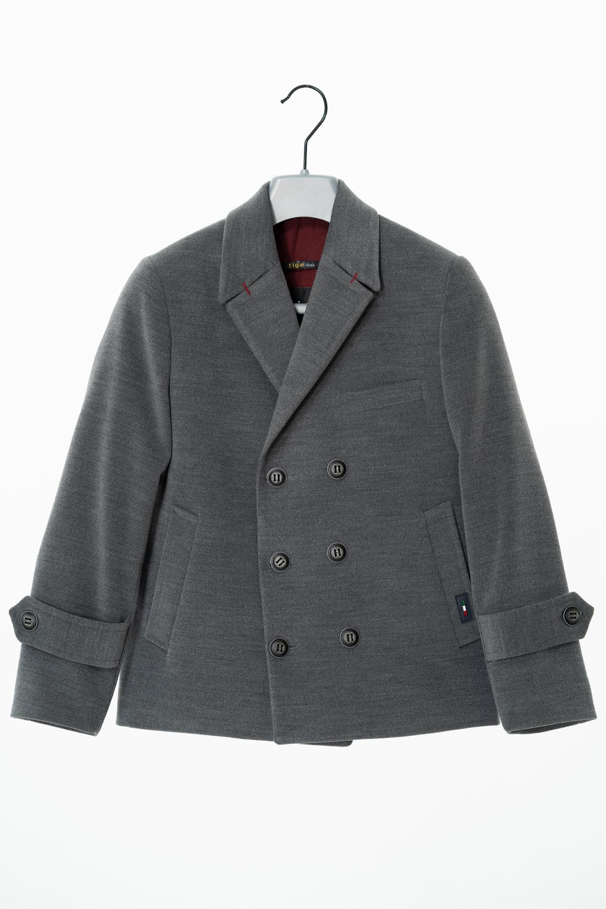 Kids Grey Coat
