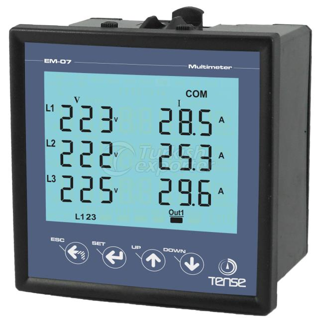 Multimeter EM-07