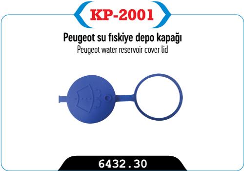 KP-2001 PEUGEOT WATER RESERVOIR COVER LID