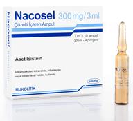 Acetylcysteine – Nacosel