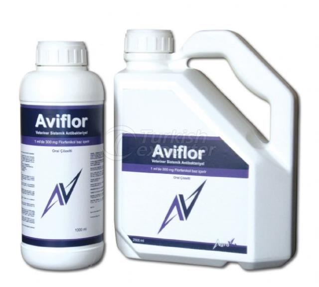 Aviflor Oral Solution