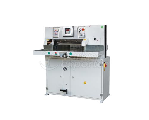 KAYM 60 PD FULL AUTOMATIC PAPER CUTTING MACHINE/ GUILLOTINE
