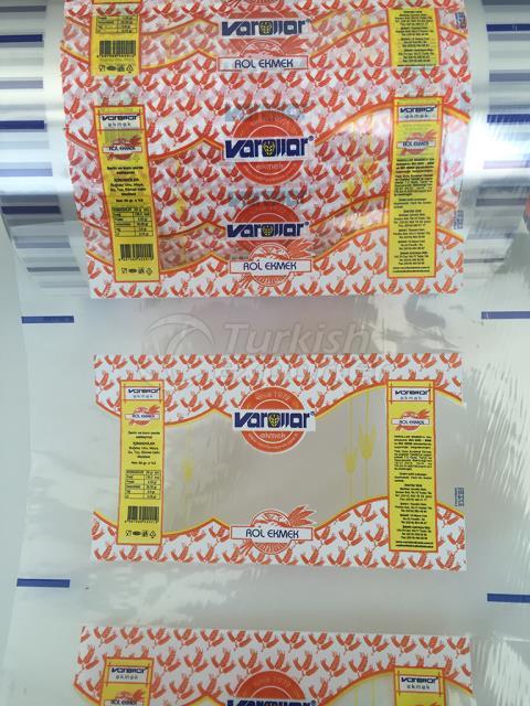 Paquetes para pan integral