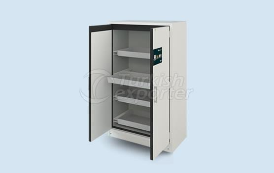 Fire Resistant Chemical Substance Closets