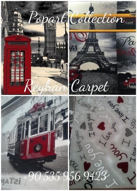 Popular Art Carpet