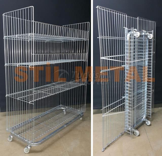Folding Wire Rack