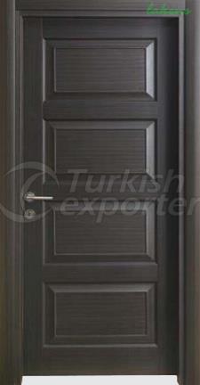 Veneered Wooden Door LK 110