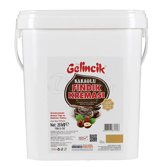 Hazelnut Spread 20kg