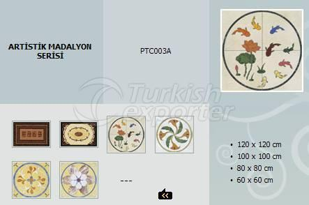Granistore Artistic Medallion Series
