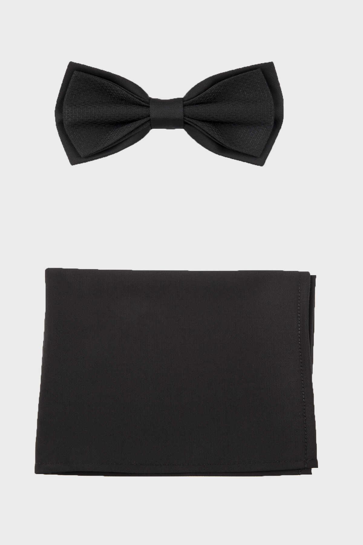 Bow Tie-Handkerchief Set 26172119C010