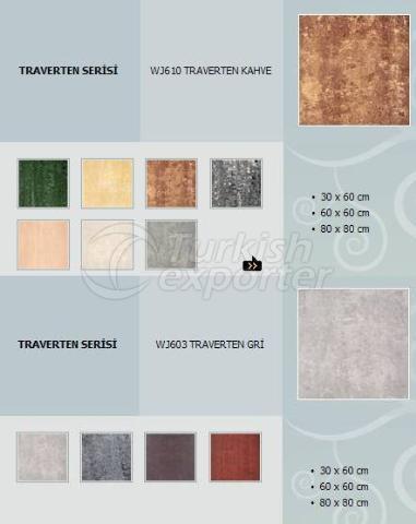 Granistore Travetine Series