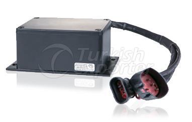 Unidad de control electrónico de freno de mano