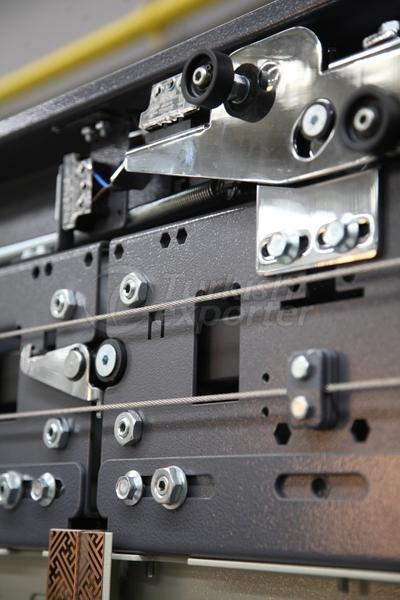 2 panneaux télescopiques B-01-Black