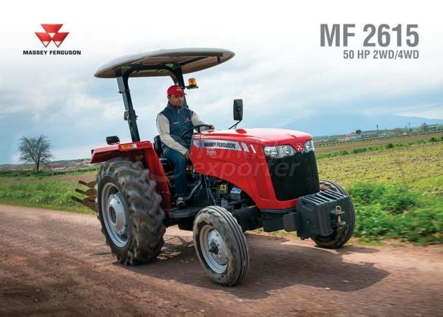 MF 2600 - 50 - 75 HP