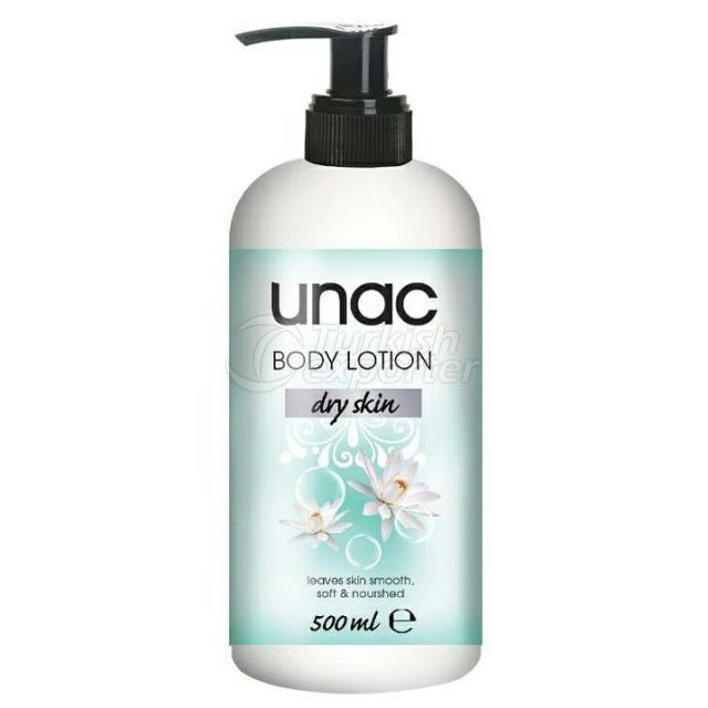Un3012 - Unac Body Lotion For Dry Skin