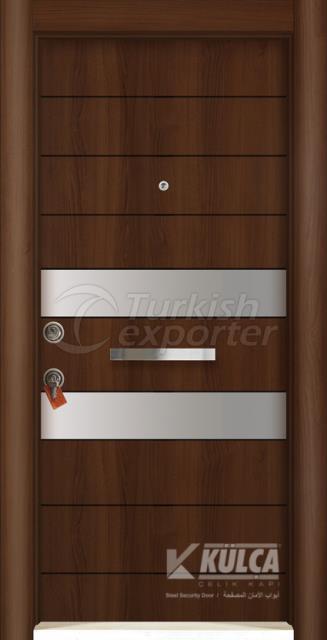 D-2028 (PVC STEEL DOOR )