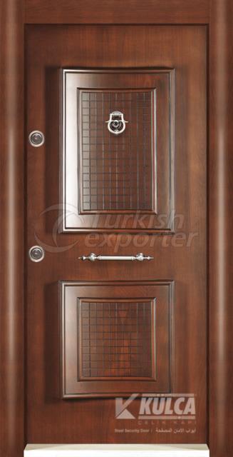 Exclusive Steel Door Z-9025