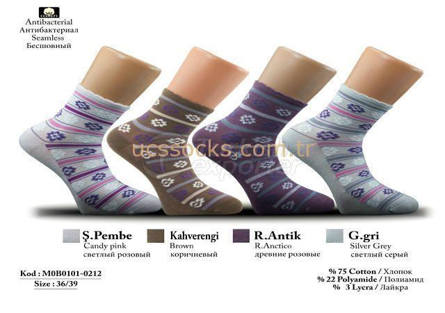 Women Socks M0B0101-0212