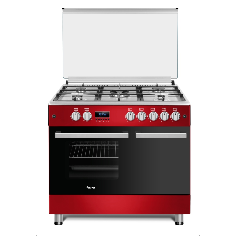 Free Standing Oven F9ST50G2-R