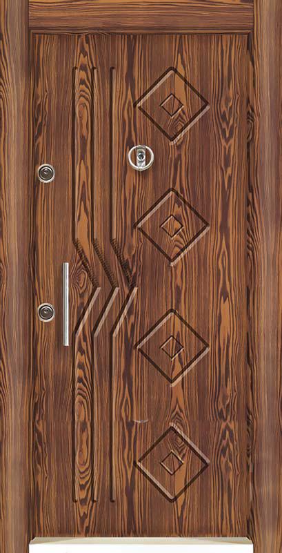 metal film door