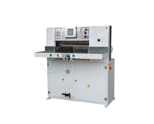 KAYM 60 E PAPER CUTTING MACHINE