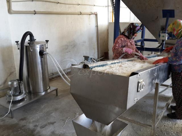Máquina de extração a vácuo
