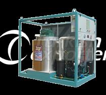 Máquina de hielo en escamas (agua dulce)