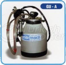 Pipeline Milking Units