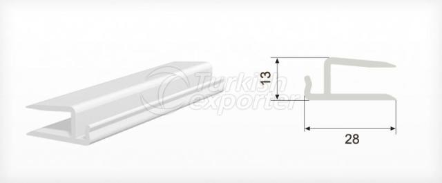 Cornice Adapter Profile
