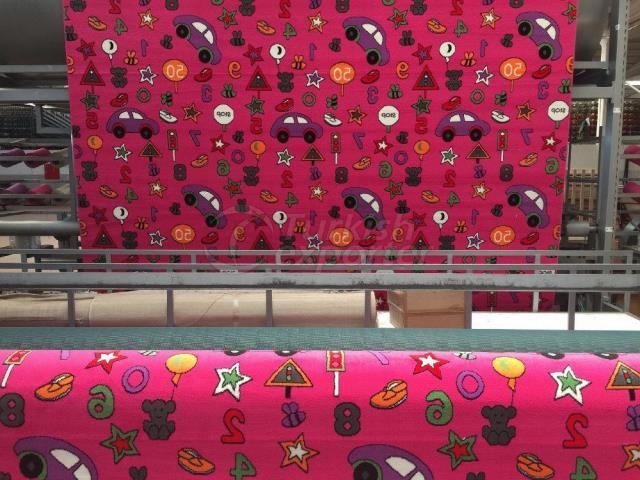 Children Garden Carpet