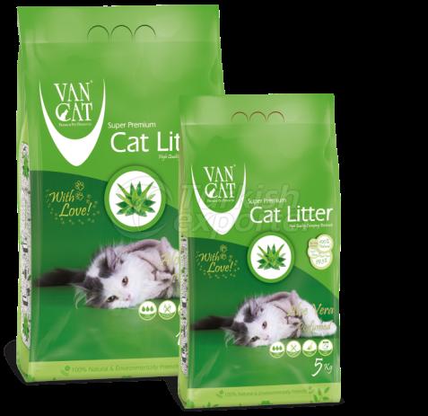 Cat Litter  -Aloe Vera Perfumed