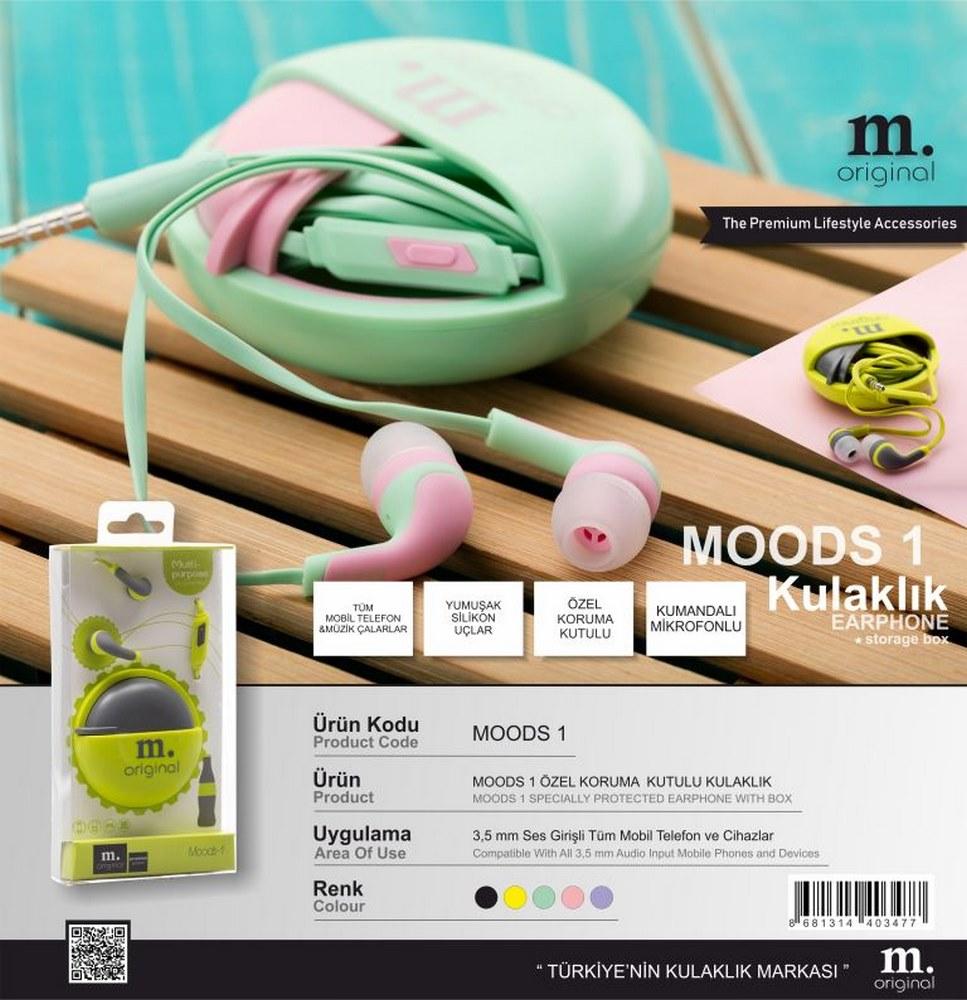 Moods 1 Headphones