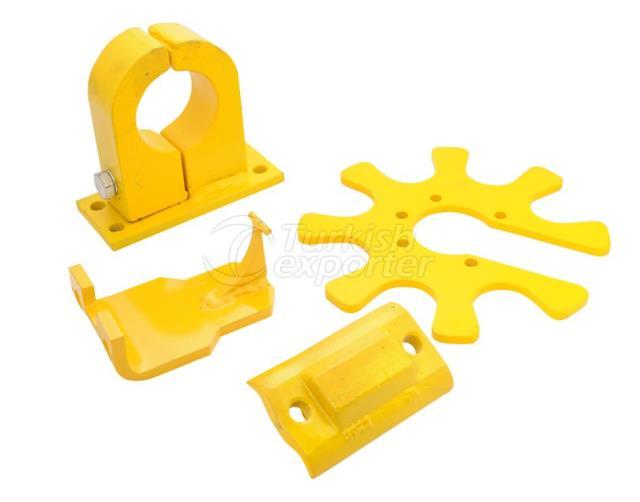 Repuestos para equipos mineros 00980-kh