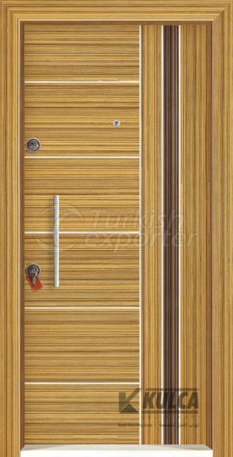 F-6007 (ALPHI STEEL DOOR