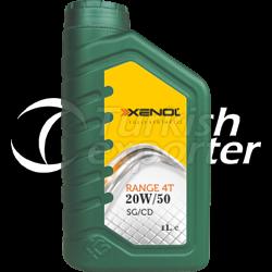 Range 4T 20W-50 Automotive Oils