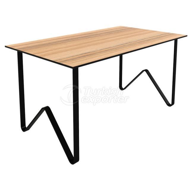 COMPACT V LEG TABLE