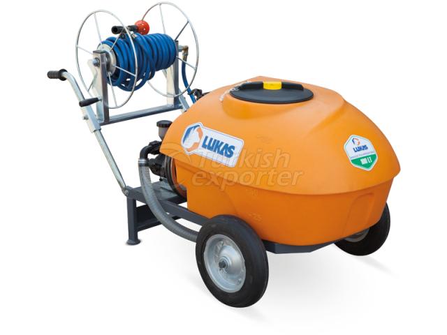 Máquina de pulverizadores LKS-BP-100