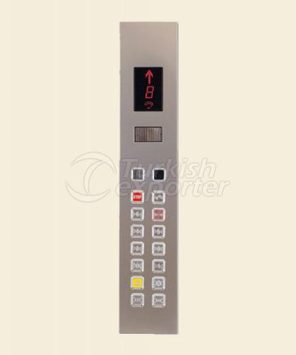 Elevator Button AK500-LCD