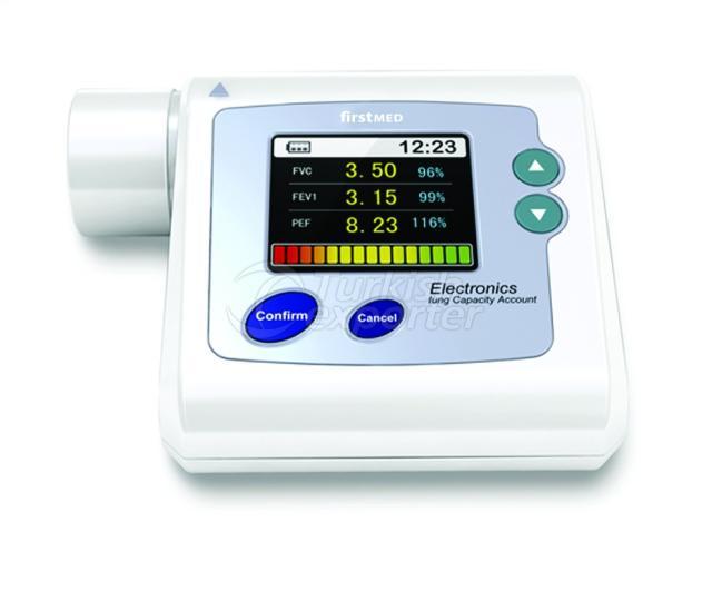 Spirometri Sistemi SP10
