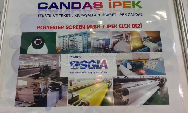 Silk Screen Mesh