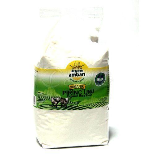 Organic Rice Flour 500 Gr