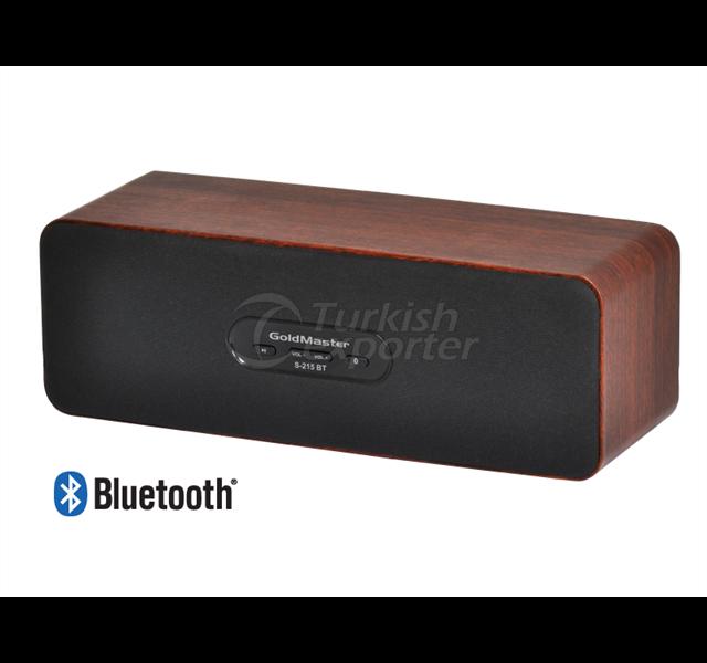 Bluetooth Speaker S-215