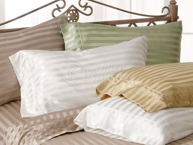 Striped Satin Fabric