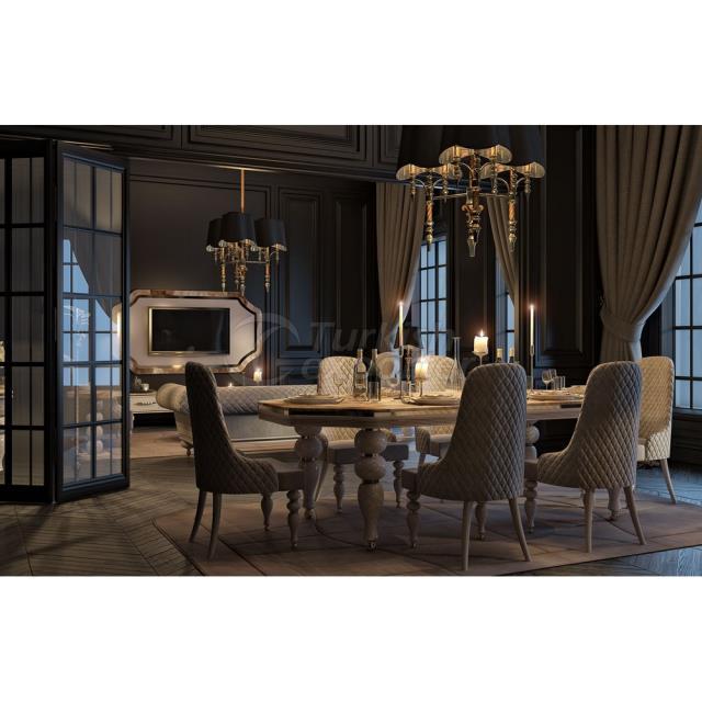 غرفة العشاء