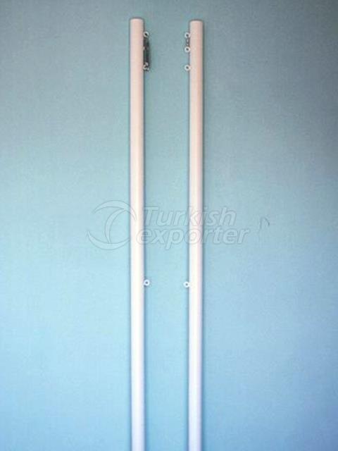 ES-201 Volleyball Pole