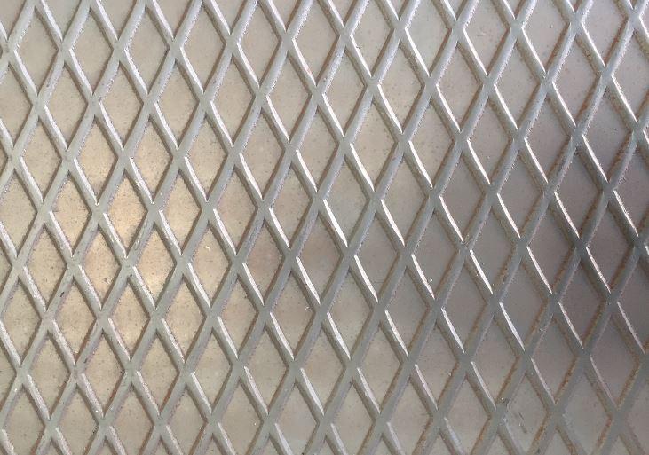 Chequered Plates ( Diamond Type - Tear Drop Type