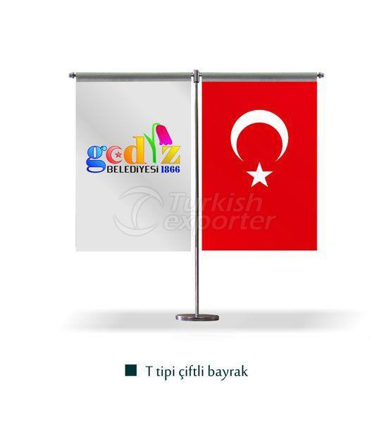 Bandeira da tabela