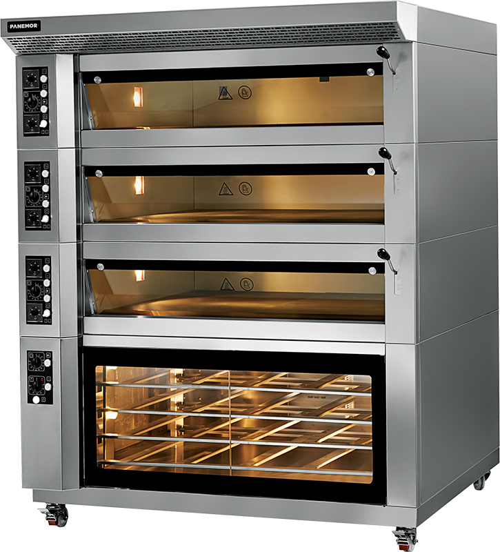 ELECTRICAL DECK OVENS