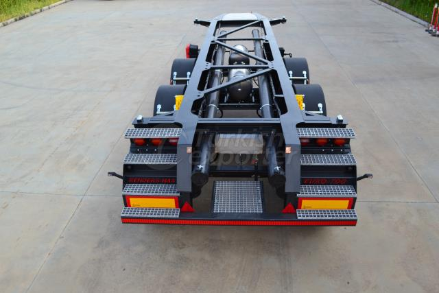 Container Chassis - Euro 700